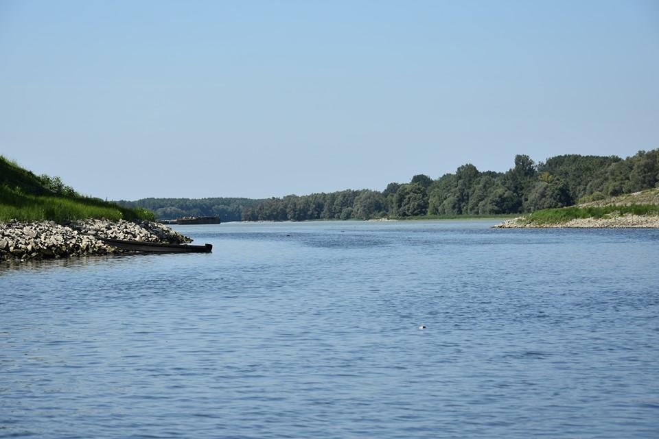 Bajai Duna-part